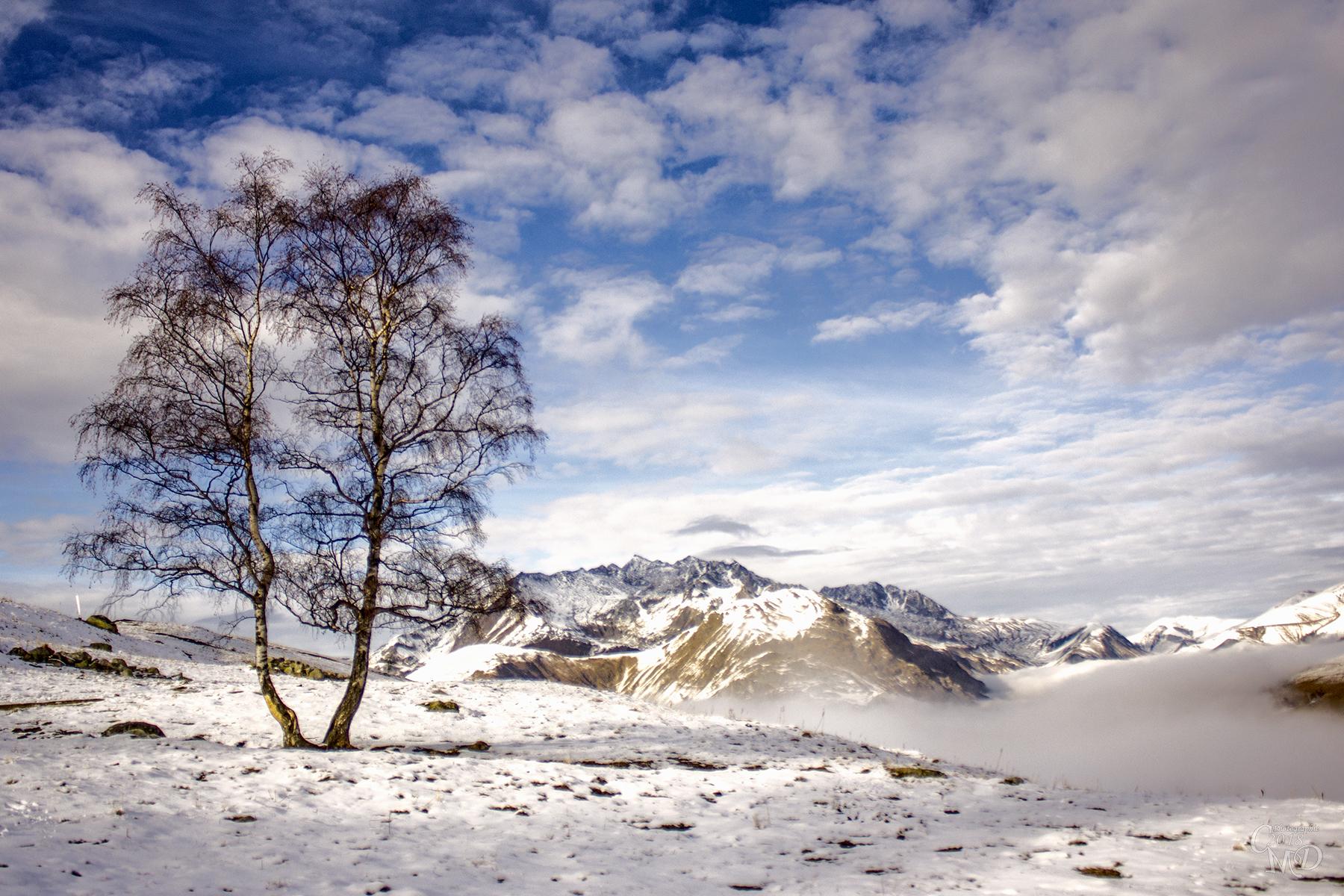 Automnale, Les Deux Alpes