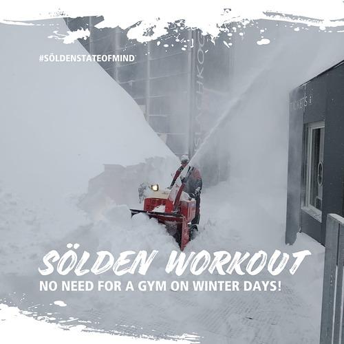 Sölden Ski Resort by: Snow Forecast Admin