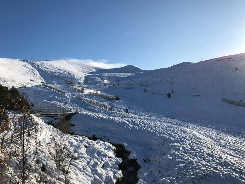 Looking great for the upcoming season, Cairngorm