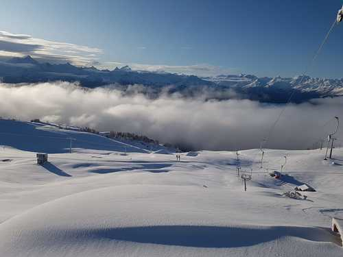 Crans Montana Ski Resort by: Snow Forecast Admin
