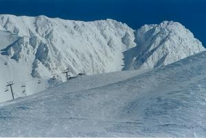 Greece velouxi ski resort, Karpenisi photo