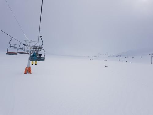 Tochal Ski Resort by: ashkan ghahari