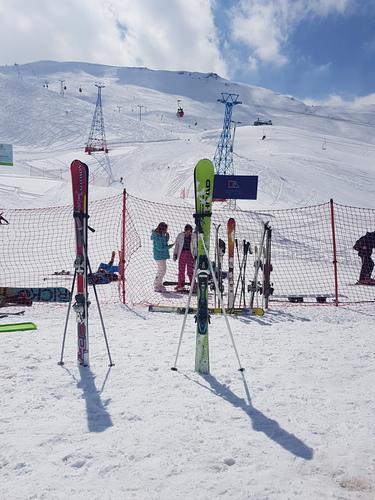 Dizin Ski Resort by: ashkan ghahari
