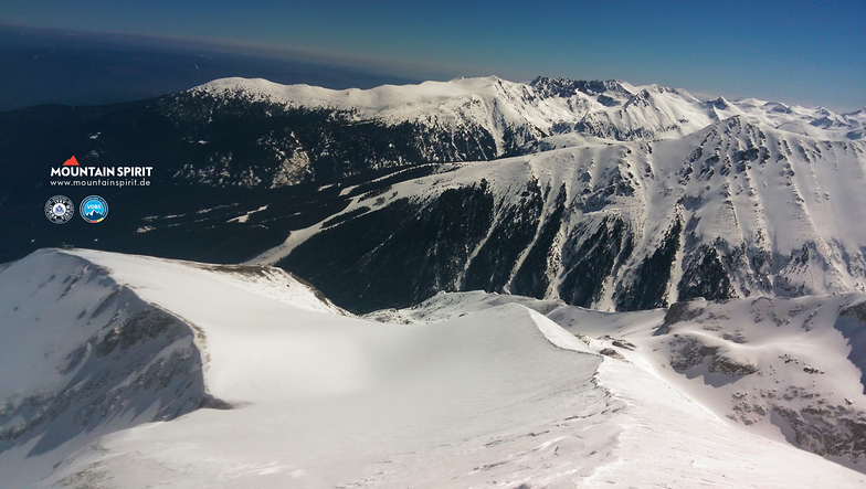 Pirin mountain Bulgaria, Bansko