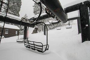winter has begun, Homewood Mountain Resort photo