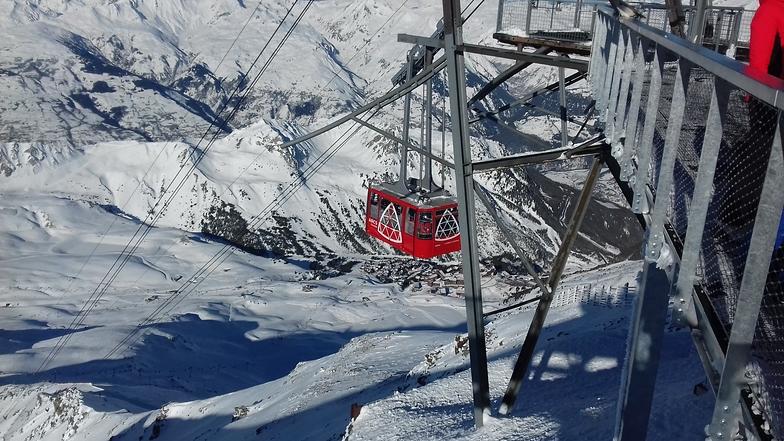 Top Lift, Les Arcs