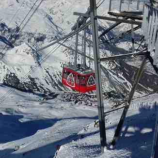 Top Lift, Les Arcs