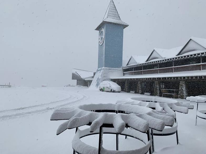 5th day of summer, Cardrona