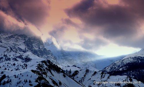 La Grave-La Meije Ski Resort by: Scott Howard