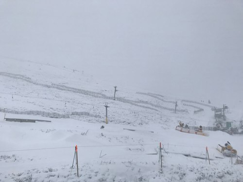 Cairngorm Ski Resort by: Snow Forecast Admin