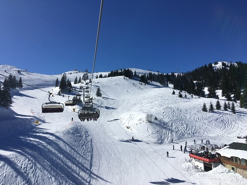 Jahorina Ski Resort by: dalibor_zivkovic