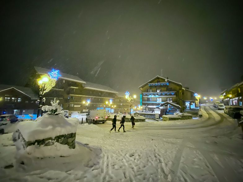 Meribel centre, Méribel