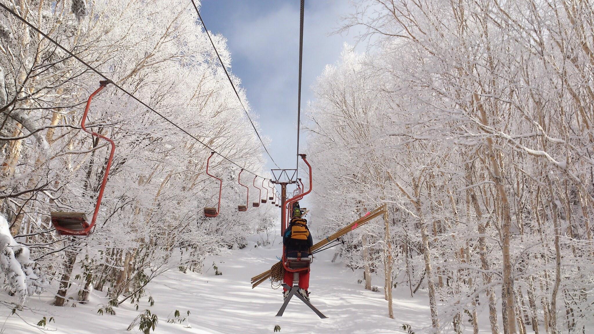 White heights, Yamaboku Wild Snow Park