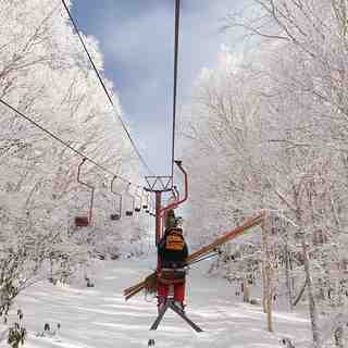 White heights, Yamaboku Wild Snow Park
