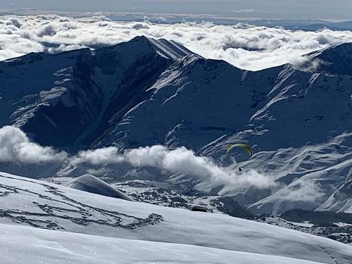 Gudauri Ski Resort by: Emilia Tepes