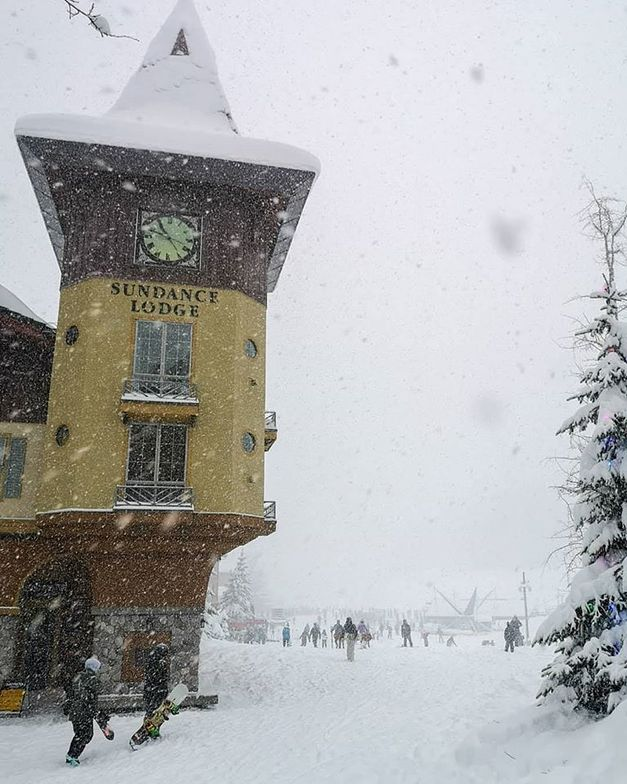 more than 60cm/2ft at the end of 2019, Sun Peaks