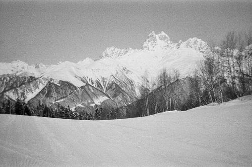 Mestia Ski Resort by: Kristjan Holm