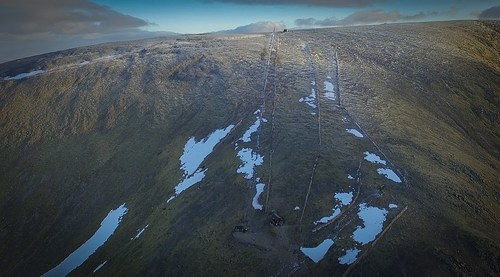 Nevis Range Ski Resort by: Mark Back Corries