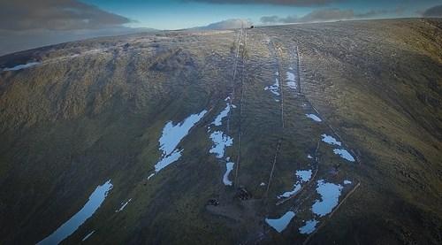 Nevis Range Ski Resort by: Mark Back Corries