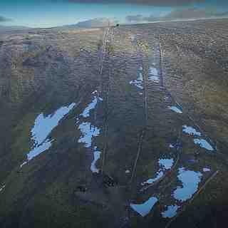 January at Nevis Range...
