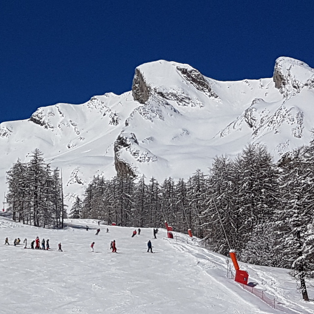 Val d'Allos la Foux, Val d'Allos – La Foux (Espace Lumière)