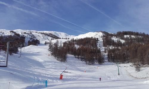 Val d'Allos 1500 Le Seignus  Reiseführer Skiort