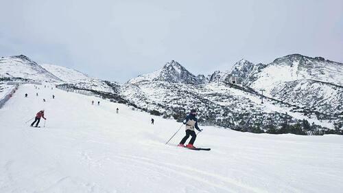 Tatranská Lomnica Ski Resort by: Snow Forecast Admin