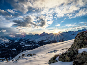 Engadin mountain, La Punt/Engadin photo