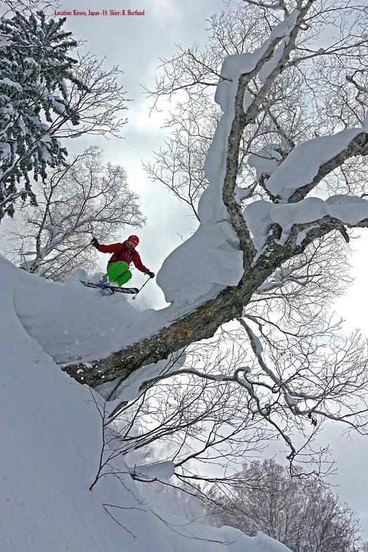 Kiroro Resort snow