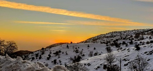 Mount Hermon Ski Resort by: ROEE DANA