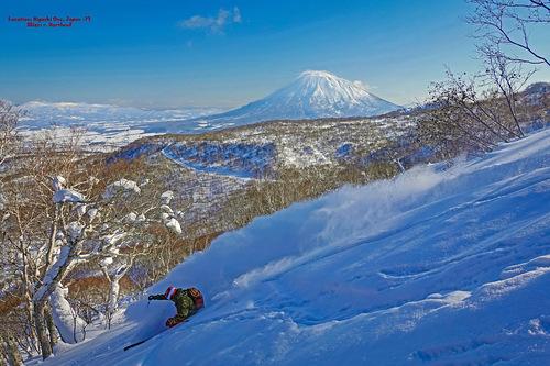Niseko Hanazono Resort Ski Resort by: Robert Hortlund