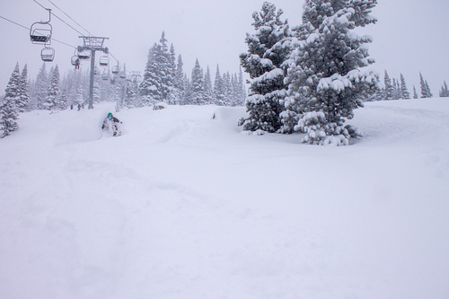 Jackson Hole Ski Resort by: Snow Forecast Admin