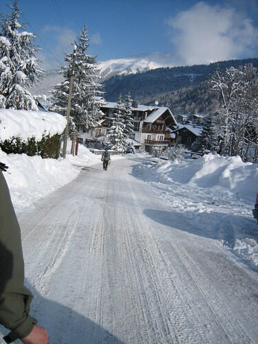 Morzine Ski Resort by: Jim Bowditch