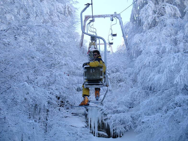 ski, Pilion