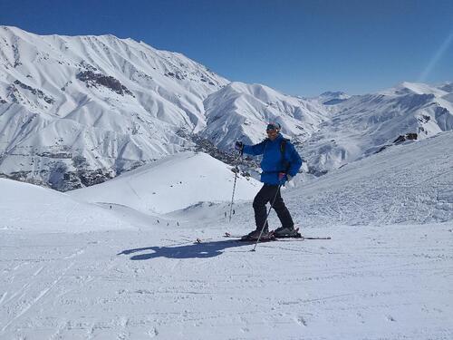 Darbandsar Ski Resort by: amin