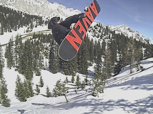 Ehrwalder Alm Ski Resort by: Merlyn