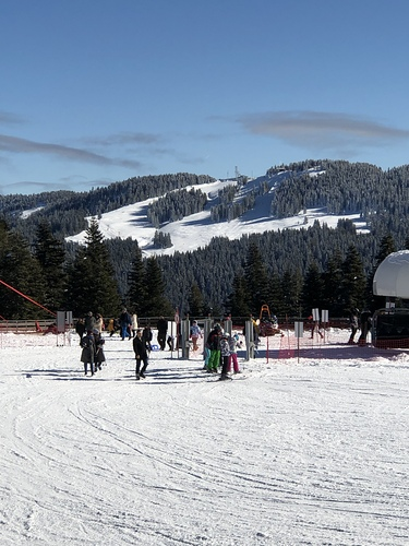 Mt Ilgaz Ski Resort by: Tuncer Özvar