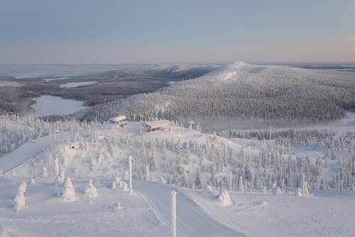 Ruka Ski Resort by: Snow Forecast Admin