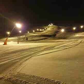 10-15cm of fresh snow, Røldal