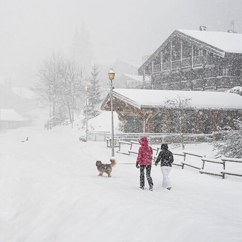Chatel Ski Resort by: Snow Forecast Admin