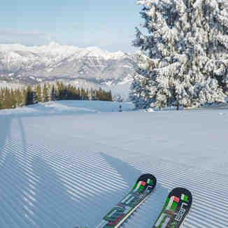 Ski track Grič, Cerkno