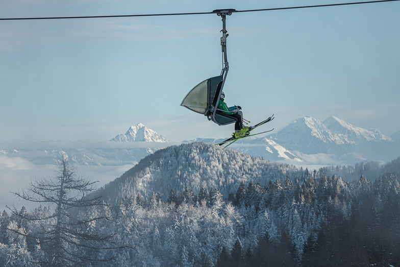 Cable car, Cerkno