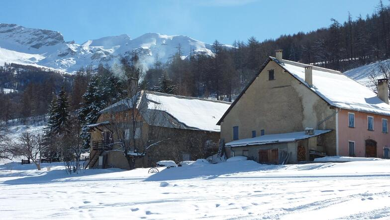 Resort Village -Ubaye, Sauze Super-Sauze