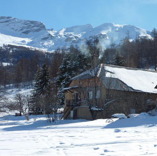 Resort Village -Ubaye, Sauze Super-Sauze