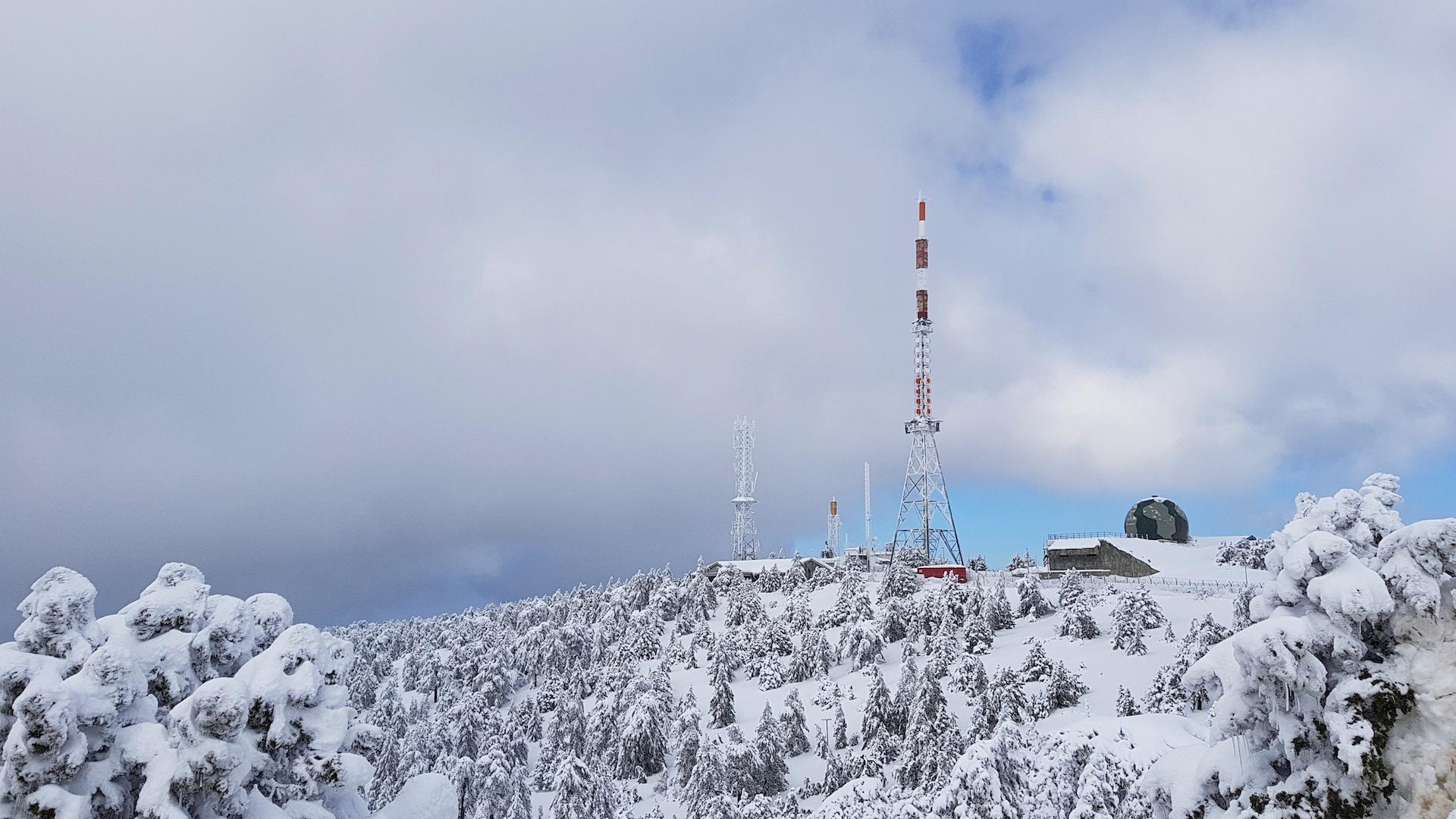 Mount Olympus Tower, Mt Olympus