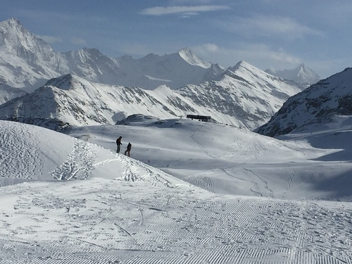 Grimentz Ski Resort by: Graham Ellis
