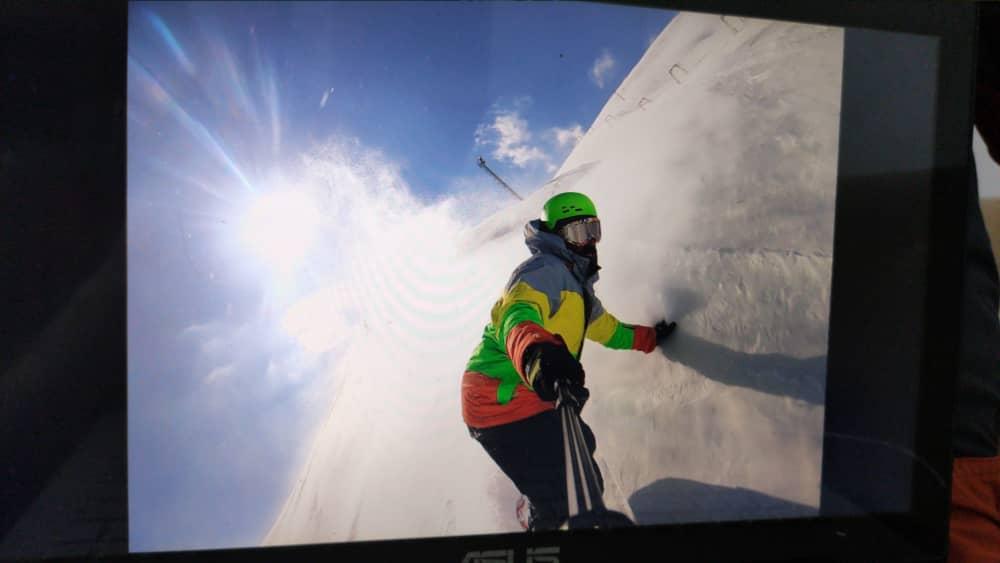 Powder, Pooladkaf Ski Resort