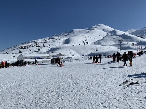 Bozdag Ski Resort by: mersiny1981