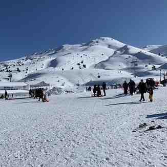 Perfect for ski, Bozdag