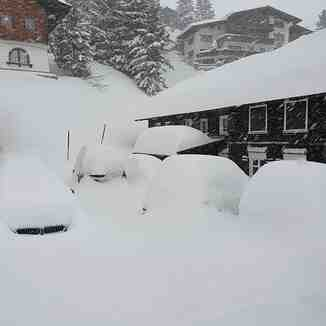a storm that brought up to 2.1 metres (7ft) in the last week, Lech